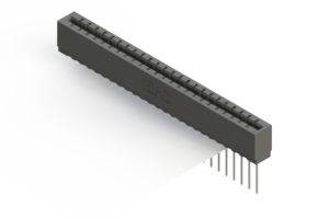 717-024-541-106 - Press-Fit Card Edge Connectors