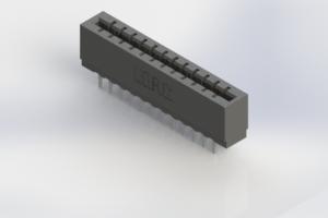 717-024-541-206 - Press-Fit Card Edge Connectors