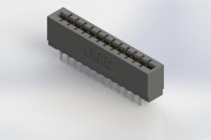 717-024-545-206 - Press-Fit Card Edge Connectors