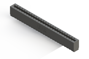 717-025-520-106 - Press-Fit Card Edge Connectors