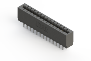 717-026-522-201 - Press-fit Card Edge Connector