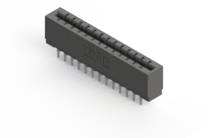 717-026-540-201 - Press-fit Card Edge Connector