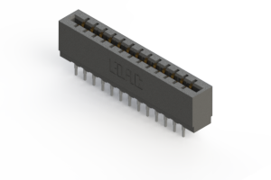 717-026-545-201 - Press-fit Card Edge Connector