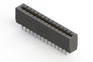 717-026-560-201 - Press-fit Card Edge Connector