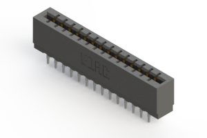 717-028-525-201 - Press-fit Card Edge Connector