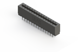 717-028-541-201 - Press-fit Card Edge Connector