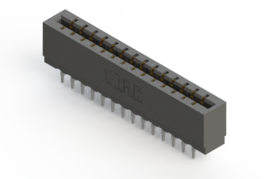 717-028-560-201 - Press-fit Card Edge Connector