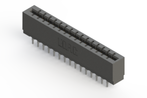717-030-520-201 - Press-fit Card Edge Connector