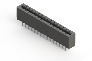 717-030-522-201 - Press-fit Card Edge Connector