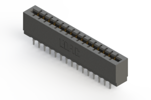 717-030-525-201 - Press-fit Card Edge Connector