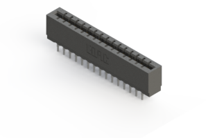 717-030-541-201 - Press-fit Card Edge Connector