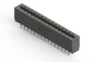 717-030-560-201 - Press-fit Card Edge Connector