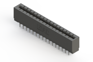 717-032-520-201 - Press-fit Card Edge Connector