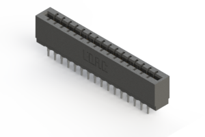 717-032-522-201 - Press-fit Card Edge Connector
