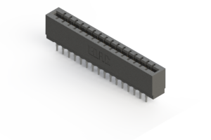 717-032-541-201 - Press-fit Card Edge Connector