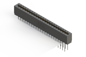 717-044-545-201 - Press-fit Card Edge Connector