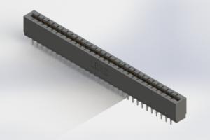 717-060-525-206 - Press-Fit Card Edge Connectors