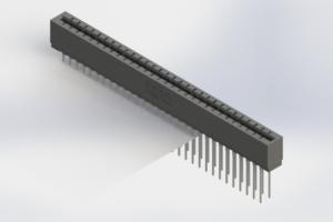 717-060-541-206 - Press-Fit Card Edge Connectors