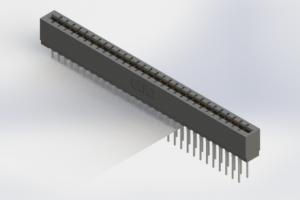 717-060-545-206 - Press-Fit Card Edge Connectors