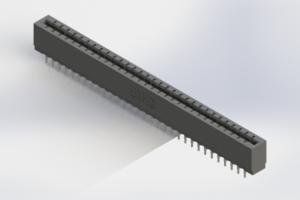 717-062-520-206 - Press-Fit Card Edge Connectors