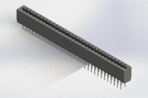 717-062-522-206 - Press-Fit Card Edge Connectors