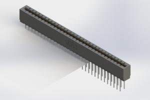 717-062-545-206 - Press-Fit Card Edge Connectors