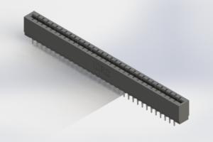 717-064-520-206 - Press-Fit Card Edge Connectors