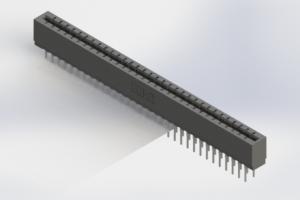 717-064-522-206 - Press-Fit Card Edge Connectors