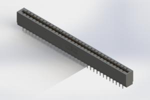 717-064-525-206 - Press-Fit Card Edge Connectors