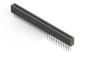 717-064-540-206 - Press-Fit Card Edge Connectors