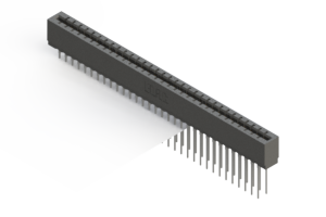 717-064-541-206 - Press-Fit Card Edge Connectors