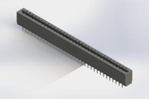 717-066-520-206 - Press-Fit Card Edge Connectors