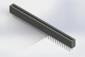 717-066-522-206 - Press-Fit Card Edge Connectors