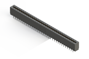 717-066-525-206 - Press-Fit Card Edge Connectors