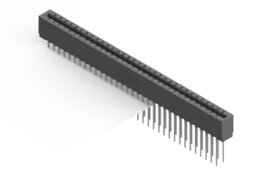 717-066-541-206 - Press-Fit Card Edge Connectors