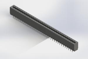 717-068-520-206 - Press-Fit Card Edge Connectors