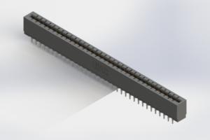 717-068-525-206 - Press-Fit Card Edge Connectors