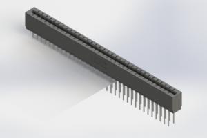 717-068-540-206 - Press-Fit Card Edge Connectors