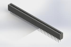 717-070-522-206 - Press-Fit Card Edge Connectors