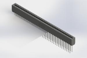 717-070-541-206 - Press-Fit Card Edge Connectors