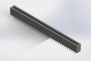717-070-560-206 - Press-Fit Card Edge Connectors
