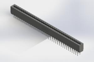 717-072-522-206 - Press-Fit Card Edge Connectors