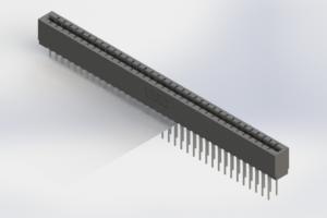 717-072-540-206 - Press-Fit Card Edge Connectors