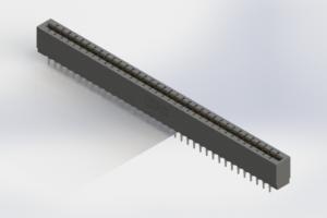 717-072-560-206 - Press-Fit Card Edge Connectors