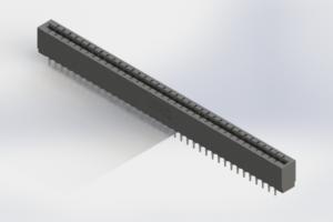717-074-520-206 - Press-Fit Card Edge Connectors