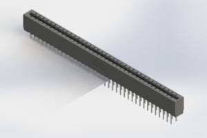 717-074-522-206 - Press-Fit Card Edge Connectors