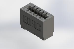 725-005-520-101 - Press-Fit Card Edge Connectors