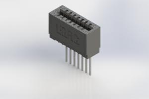 725-007-541-101 - Press-Fit Card Edge Connectors