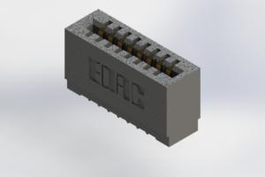 725-008-525-101 - Press-Fit Card Edge Connectors