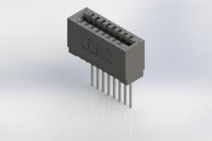 725-008-541-101 - Press-Fit Card Edge Connectors